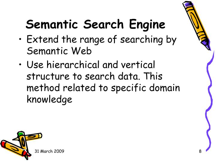 Semantic Search Engine