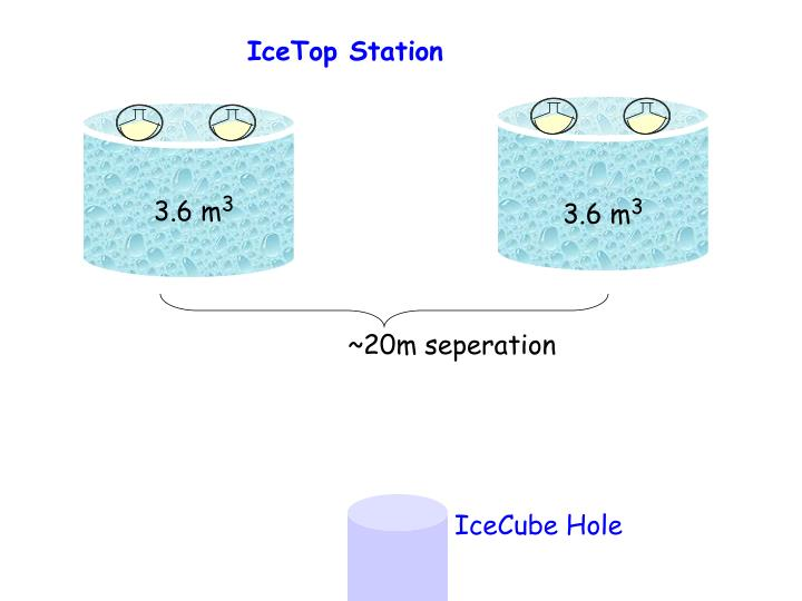 IceTop Station