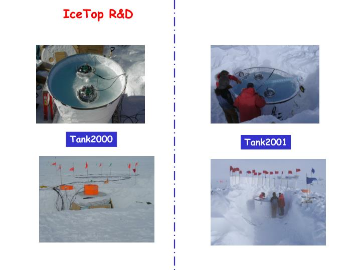 IceTop R&D
