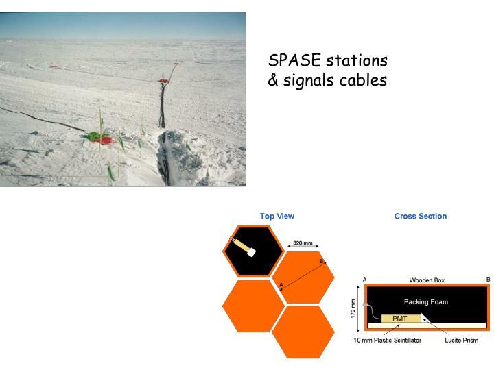 SPASE stations