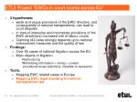 etui project ewcs in court rooms across eu