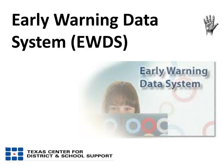 Early Warning Data