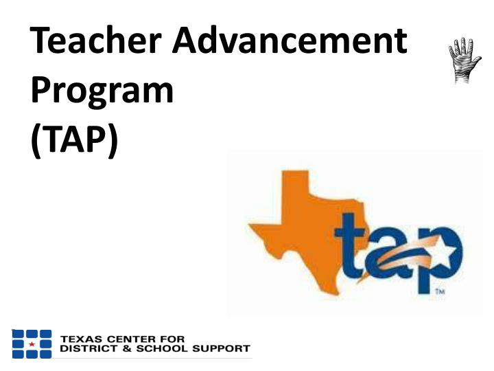 Teacher Advancement Program