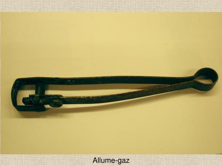 Allume-gaz
