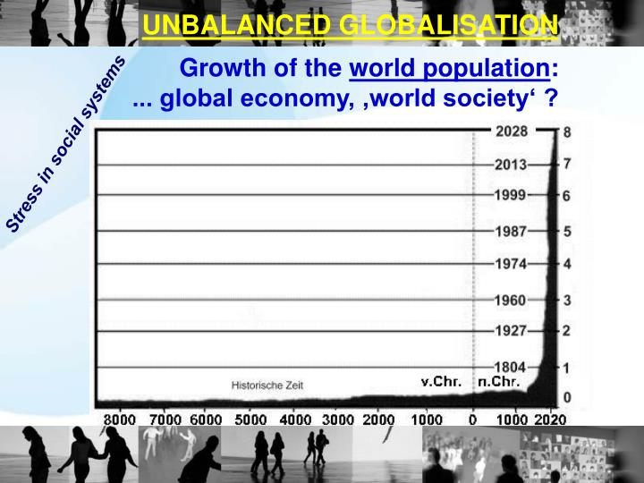 UNBALANCED GLOBALISATION