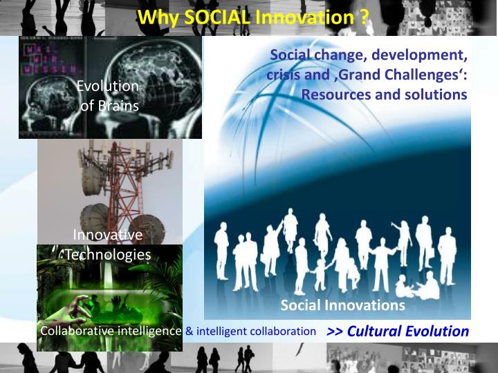 Why SOCIAL Innovation ?