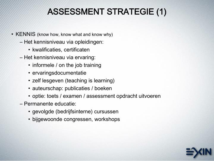 ASSESSMENT STRATEGIE (1)