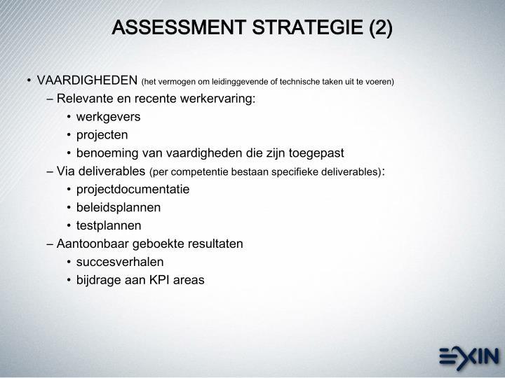 ASSESSMENT STRATEGIE (2)