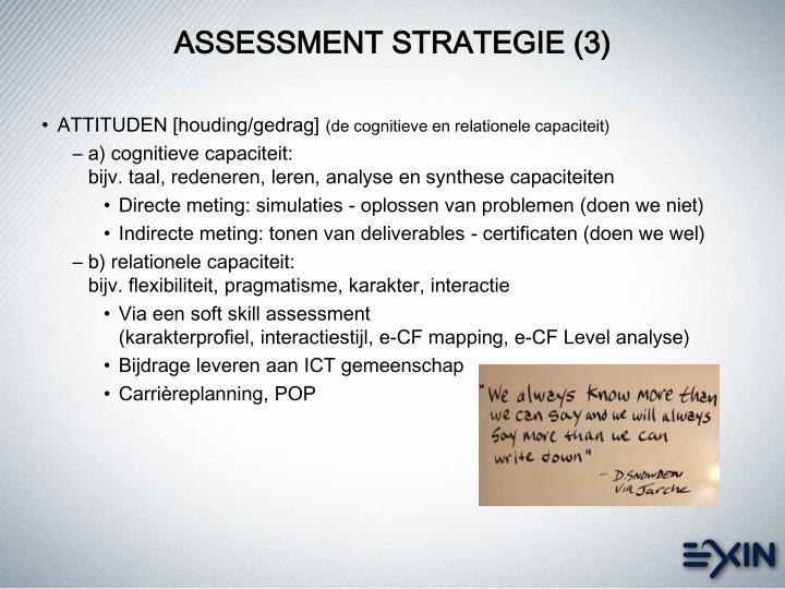ASSESSMENT STRATEGIE (3)