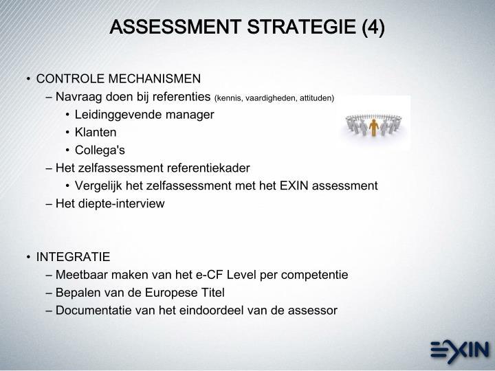 ASSESSMENT STRATEGIE (4)