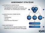 assessment strategie1