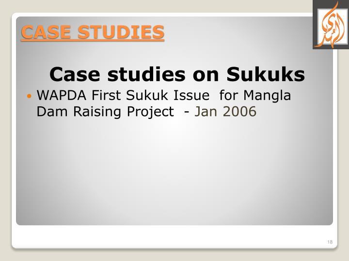 Case studies on