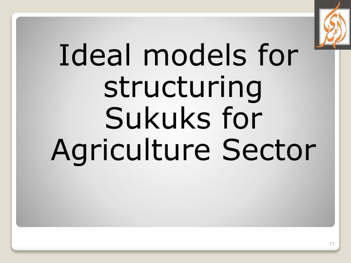 Ideal models for structuring