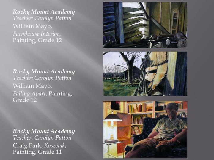 Rocky Mount Academy