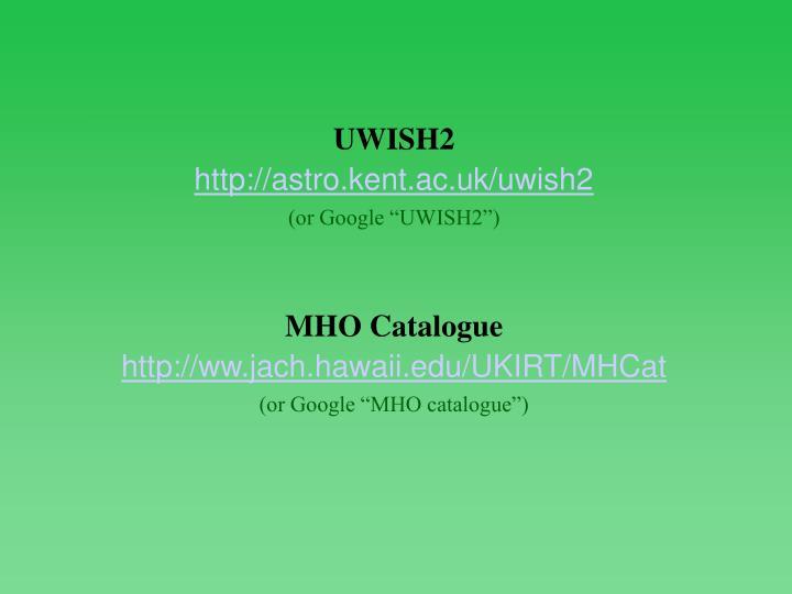 UWISH2