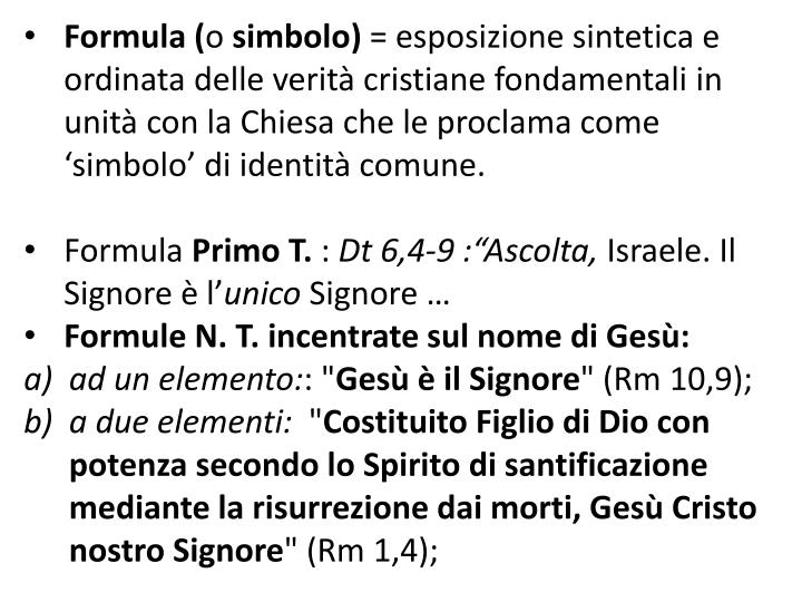 Formula (