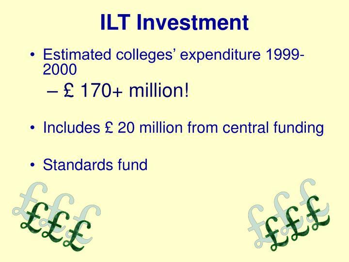 ILT Investment