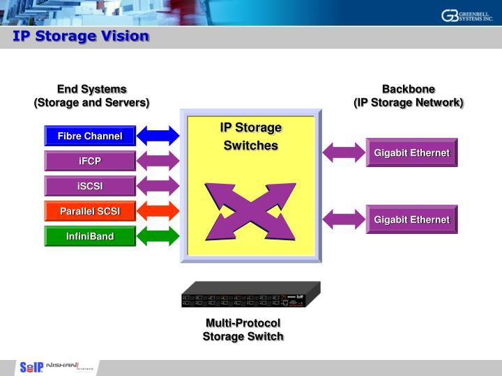 IP Storage Vision
