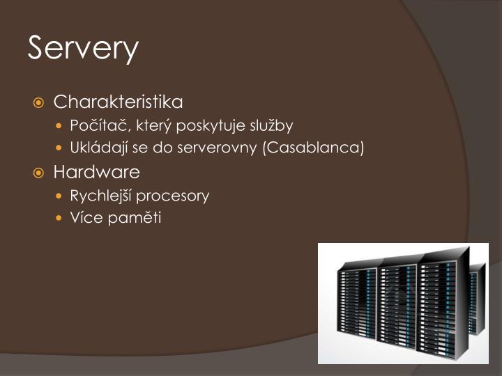 Servery