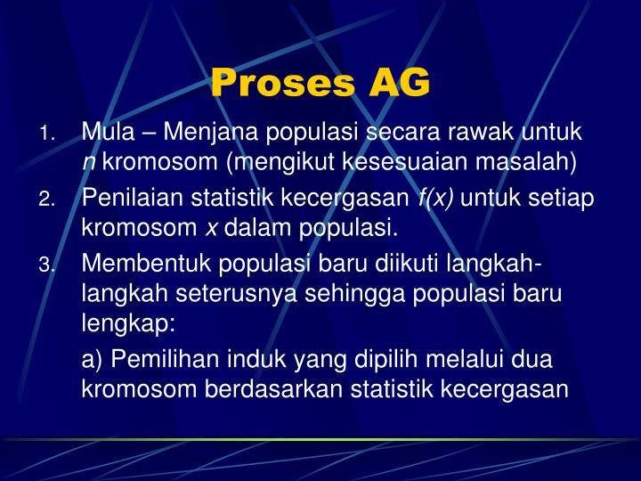 Proses AG