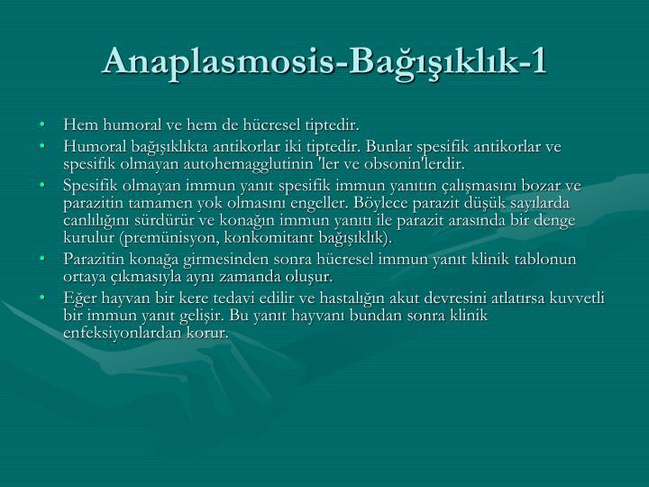 Anaplasmosis-Bağışıklık-1