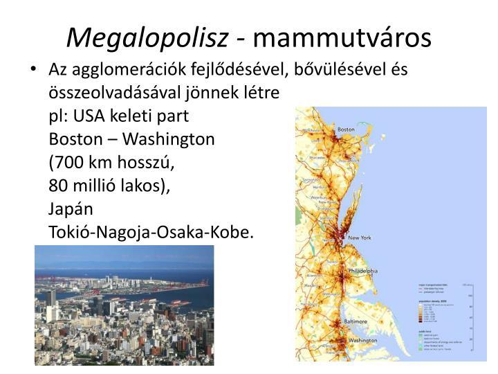 Megalopolisz -