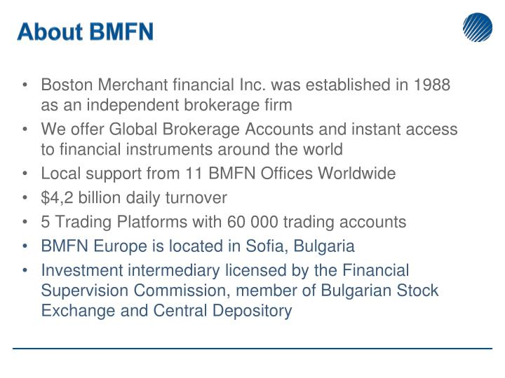 About bmfn