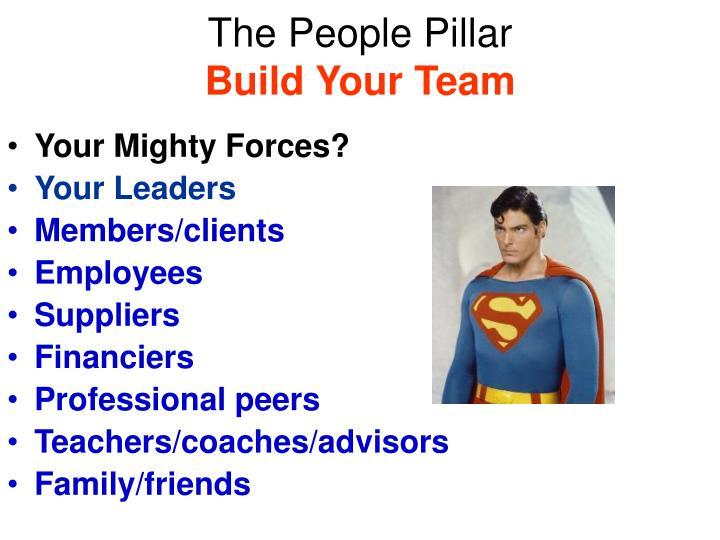 The People Pillar