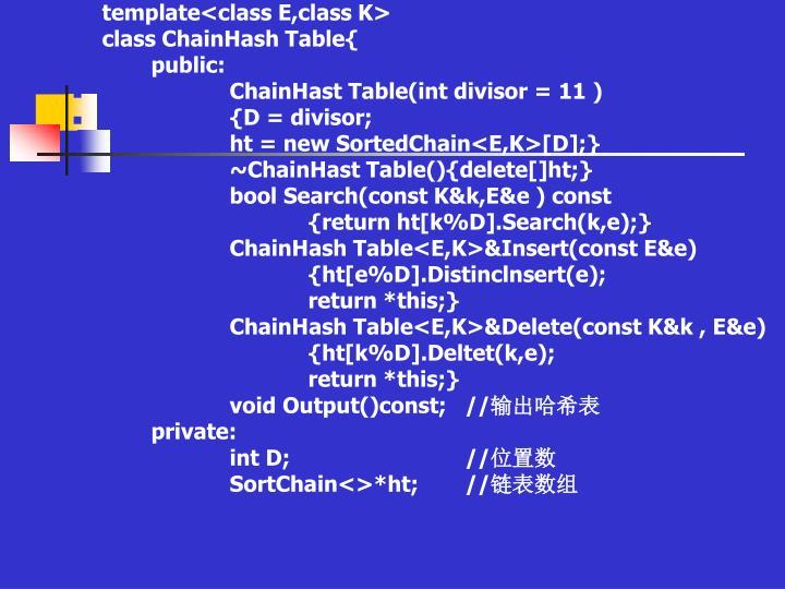 template<class E,class K>