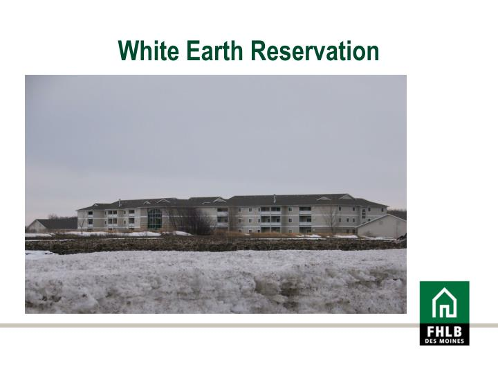 White Earth Reservation