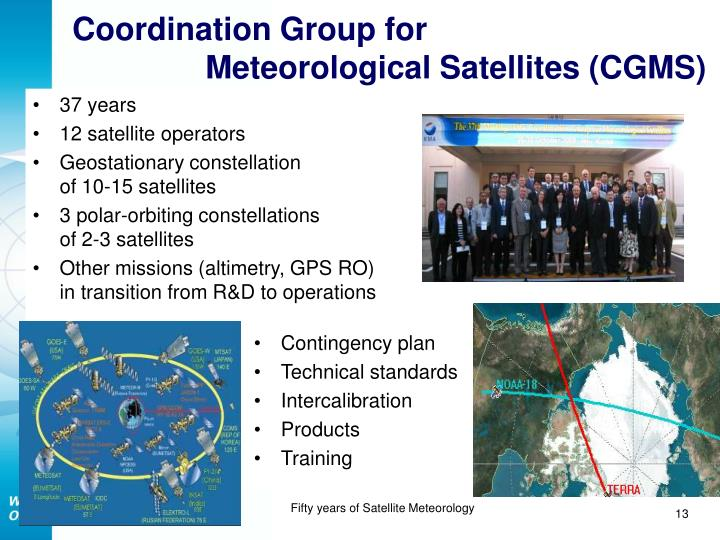 Coordination Group for