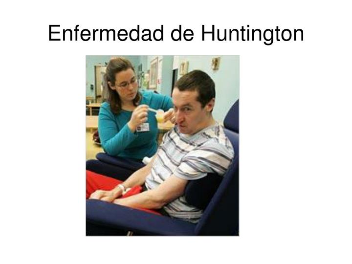 Enfermedad de Huntington