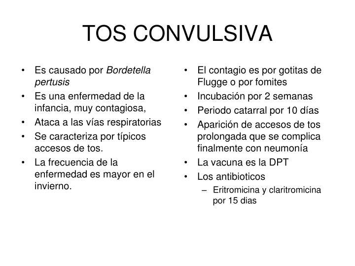 TOS CONVULSIVA