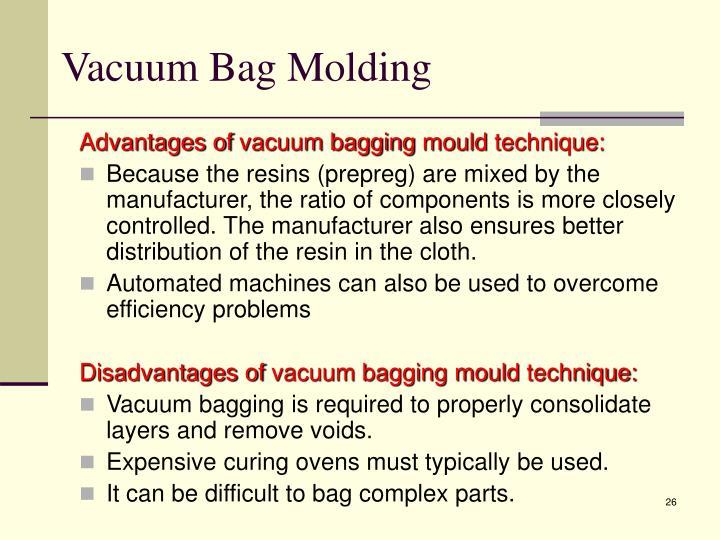 Vacuum Bag Molding