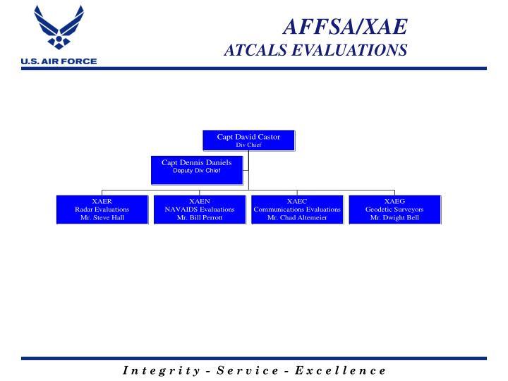 AFFSA/XAE