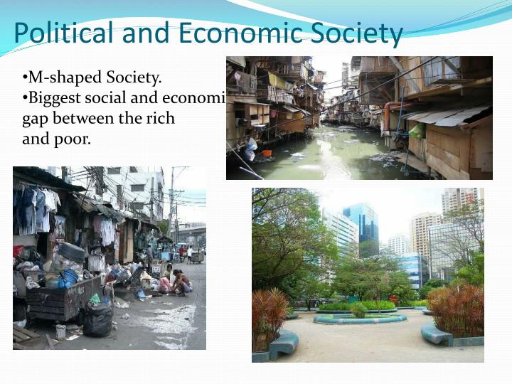 Political and Economic Society