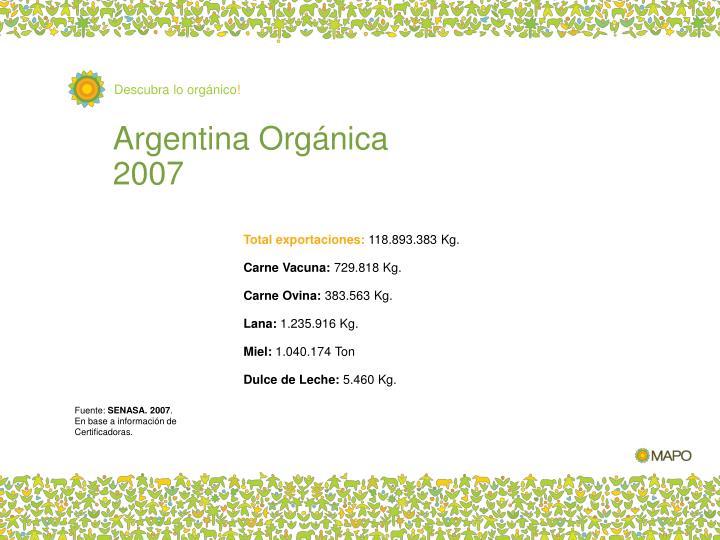 Argentina Orgánica