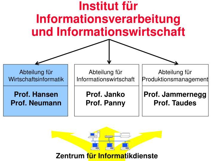 Institut für