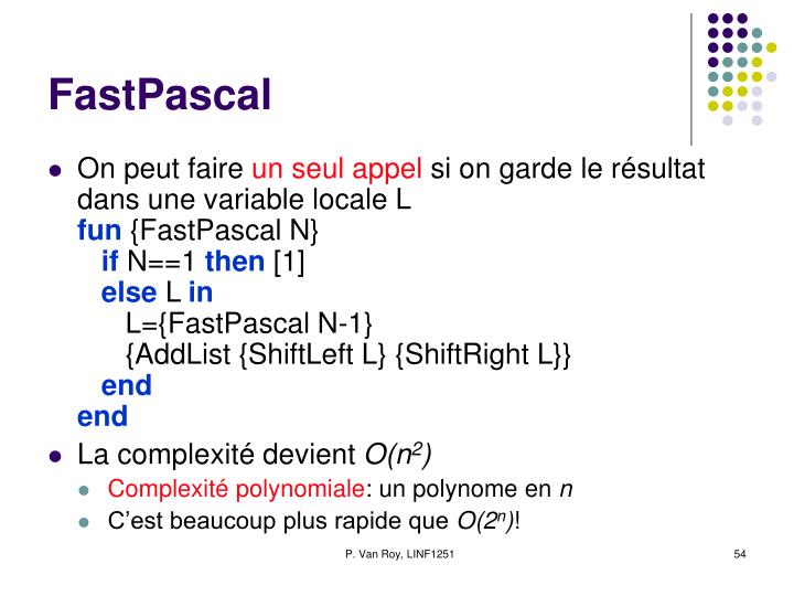 FastPascal