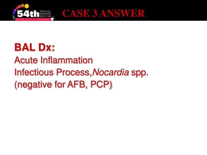 CASE 3 ANSWER