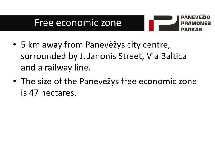 Free economic zone