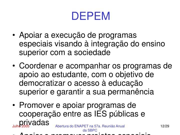 DEPEM
