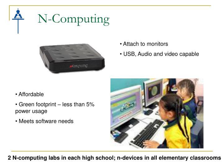 N-Computing
