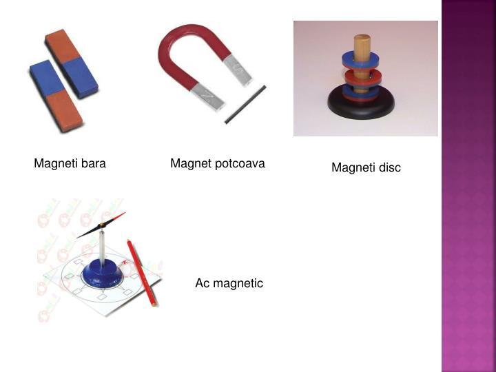 Magneti bara