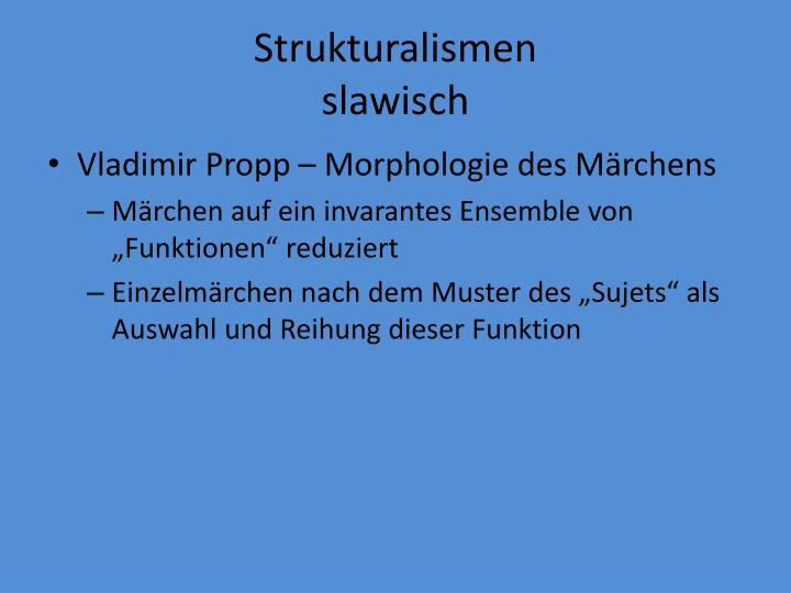 Strukturalismen