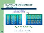 pl nov n experiment z kladn typy1