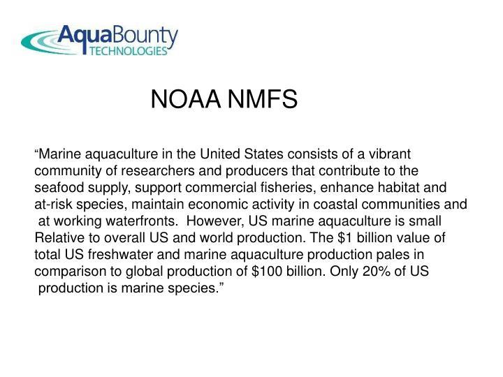 NOAA NMFS