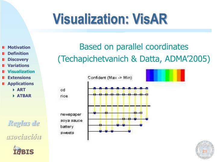 Visualization: VisAR