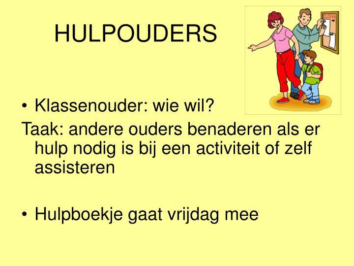 HULPOUDERS