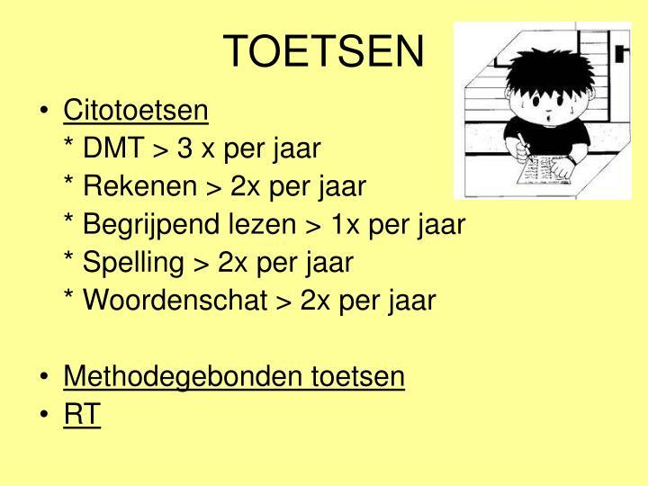 TOETSEN